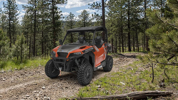 Polaris General 1000 EPS Deluxe ABS - CABINE PRO-FIT LOCK & RIDE